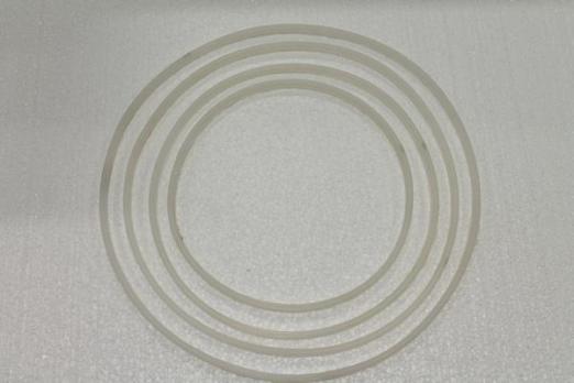 Прокладка силиконовая (цельнолитая) D-345