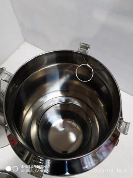 Бидон 35 литров (нержавеющая сталь)