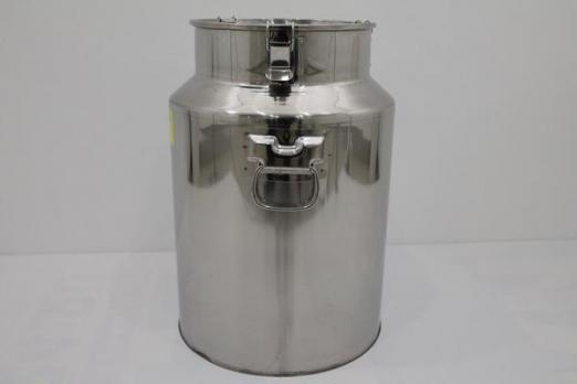 Бидон 52 литра (нержавеющая сталь)