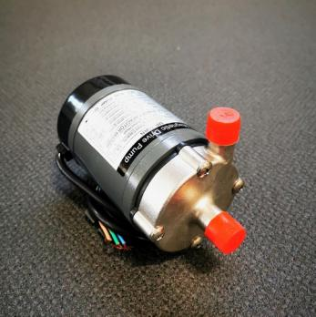 Насос с магнитным приводом MP-10RN нерж. (штуцер 14 мм.)