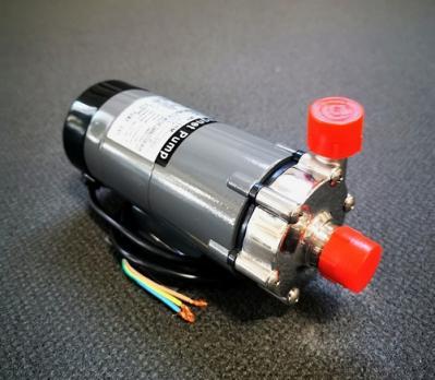 """Насос с магнитным приводом MP-15RM нерж.(штуцер НР 1/2"""")"""